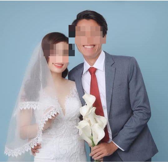 Vợ sắp cưới tử vong do tai nạn, chàng trai bay gấp từ Nhật về Việt Nam trao nhẫn cưới trong đám tang - Ảnh 3.