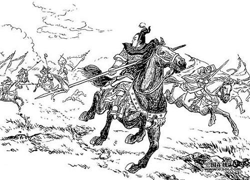Tam Quốc: Nhân vật vô danh nhưng là người duy nhất đánh bại được Lữ Bố - Ảnh 2.