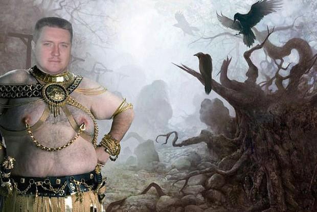 Hết Ấn Độ, đến lượt các kỳ nhân nước Nga tham gia vào đại chiến thiên hạ đệ nhất cao thủ Photoshop - Ảnh 11.
