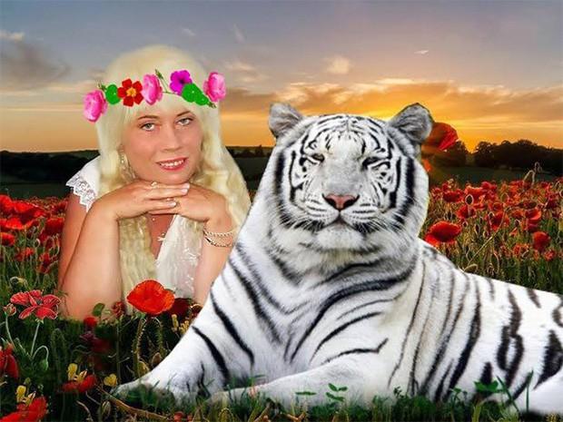 Hết Ấn Độ, đến lượt các kỳ nhân nước Nga tham gia vào đại chiến thiên hạ đệ nhất cao thủ Photoshop - Ảnh 5.