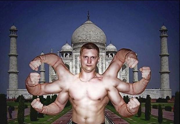 Hết Ấn Độ, đến lượt các kỳ nhân nước Nga tham gia vào đại chiến thiên hạ đệ nhất cao thủ Photoshop - Ảnh 10.