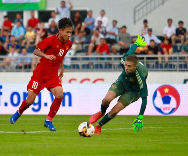 Sau lời khen ngợi, HLV Nga tin U15 Việt Nam sẽ tranh ngôi vô địch với Hàn Quốc - Ảnh 1.