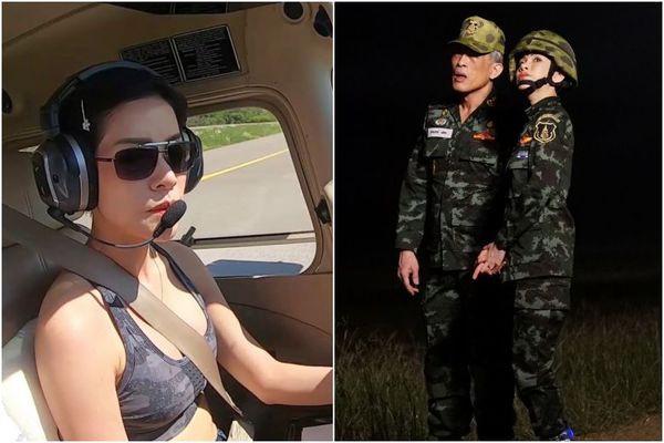 Đăng loạt ảnh chưa từng có về Hoàng quý phi, website hoàng gia Thái Lan bị sập - Ảnh 1.
