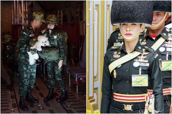 Đăng loạt ảnh chưa từng có về Hoàng quý phi, website hoàng gia Thái Lan bị sập - Ảnh 2.