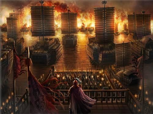 Tam Quốc Diễn Nghĩa: Vì sao Gia Cát Lượng mới là người có công lớn nhất trong đại chiến Xích Bích chứ không phải Chu Du? - Ảnh 1.