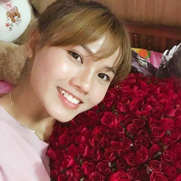 Ngắm hoa khôi tuyển nữ Việt Nam trong ngày vô địch Đông Nam Á - Ảnh 12.