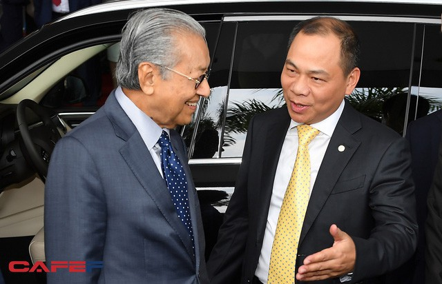 Phút tiếc nuối với tốc độ chỉ được 100 km/h của Thủ tướng Malaysia và câu chuyện thương hiệu xe hơi của hai quốc gia Đông Nam Á - Ảnh 3.