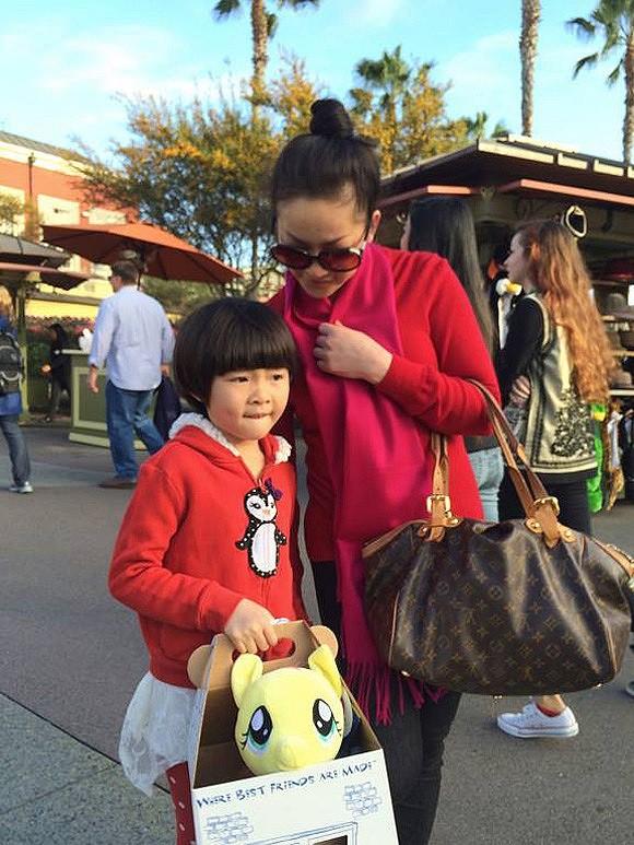 Mới 12 tuổi, con gái ca sĩ Như Quỳnh đã lớn phổng phao như thiếu nữ - Ảnh 3.