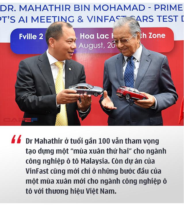 Phút tiếc nuối với tốc độ chỉ được 100 km/h của Thủ tướng Malaysia và câu chuyện thương hiệu xe hơi của hai quốc gia Đông Nam Á - Ảnh 5.