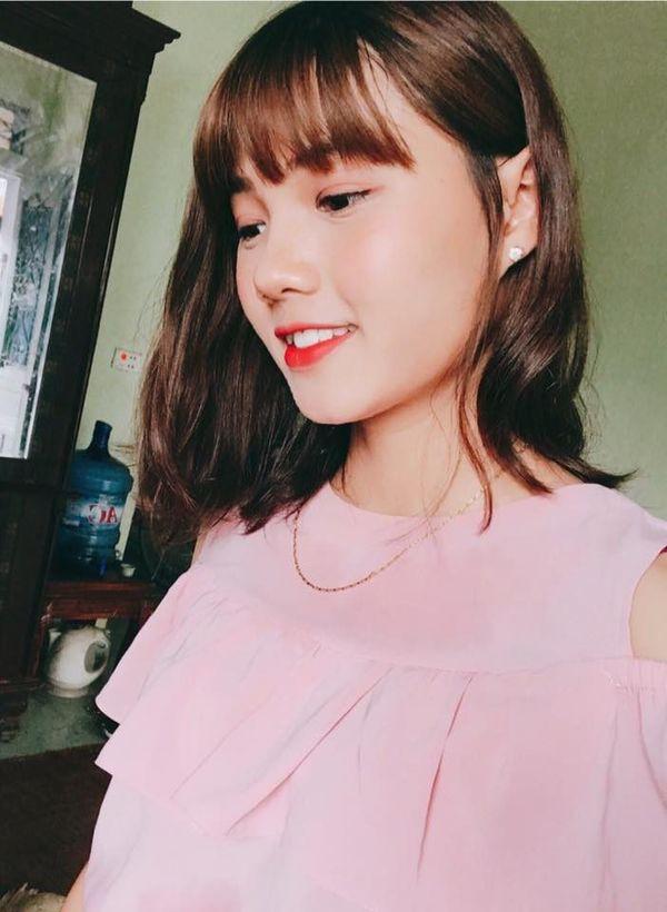 Ngắm hoa khôi tuyển nữ Việt Nam trong ngày vô địch Đông Nam Á - Ảnh 9.