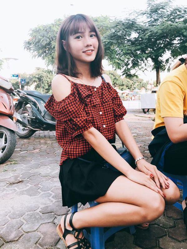 Ngắm hoa khôi tuyển nữ Việt Nam trong ngày vô địch Đông Nam Á - Ảnh 10.