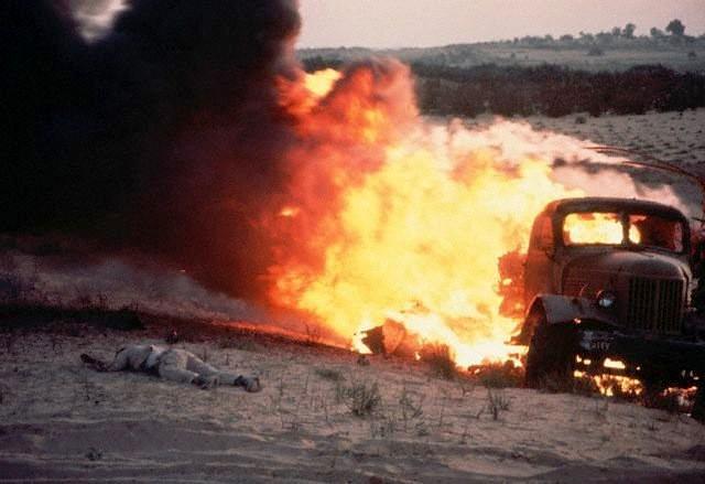 Vì sao thiết giáp Israel chịu thiệt hại nặng trong Chiến tranh 6 ngày? - Ảnh 3.