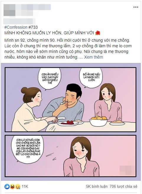 Than mẹ chồng bắt ly hôn vì không biết nấu ăn, nàng dâu còn bị dân mạng mắng thêm khi rõ sự tình - ảnh 1