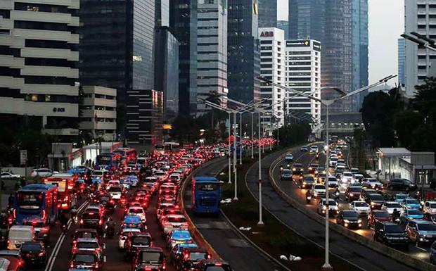 Những thành phố đang chìm dần trên thế giới - Ảnh 1.