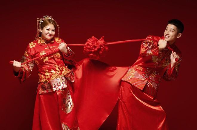 Couple đũa lệch hot nhất MXH Trung Quốc thông báo có con sau 5 tháng kết hôn, dân tình chúc mừng lia lịa - Ảnh 2.