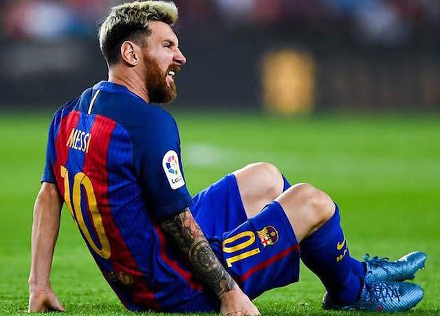 Chấn thương diễn biến xấu, Messi chưa hẹn ngày tái xuất - Ảnh 1.