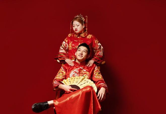 Couple đũa lệch hot nhất MXH Trung Quốc thông báo có con sau 5 tháng kết hôn, dân tình chúc mừng lia lịa - Ảnh 3.