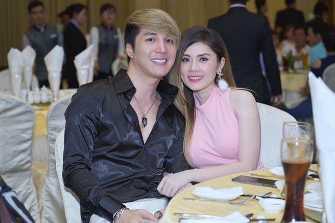 Danh tính nữ ca sĩ gợi cảm, yêu Lâm Chấn Khang 17 năm mới cưới - Ảnh 3.