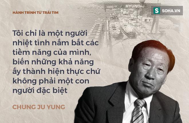 7 bài học quý báu của người sáng lập Hyundai: Muốn giàu có, thành công nhất định cần biết! - Ảnh 5.