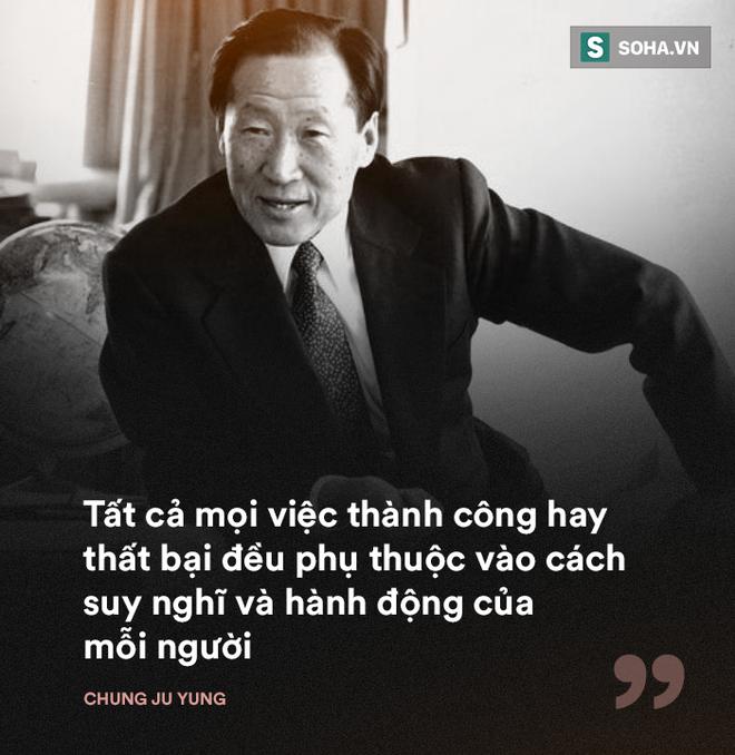 7 bài học quý báu của người sáng lập Hyundai: Muốn giàu có, thành công nhất định cần biết! - Ảnh 15.