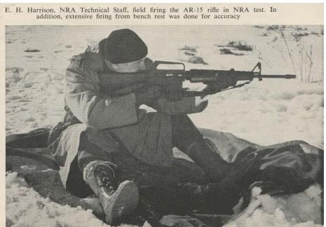 Thai nghén ở Hoa Kỳ, khai sinh ở VN: Tại sao lính Mỹ không thể bỏ rơi khẩu súng này? - Ảnh 1.