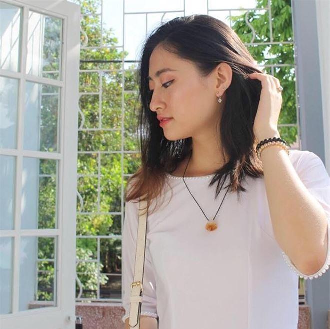 Lộ ảnh mặt mộc của tân Hoa hậu thế giới Việt Nam 2019 - Ảnh 3.