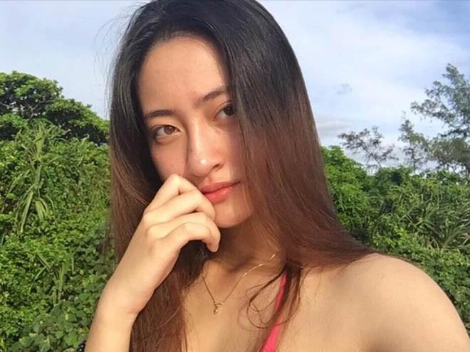 Lộ ảnh mặt mộc của tân Hoa hậu thế giới Việt Nam 2019 - Ảnh 6.