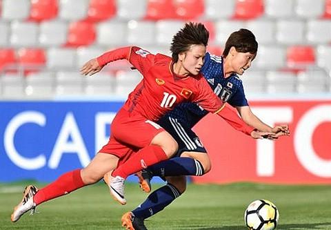 Sáng cửa dự World Cup, tuyển nữ Việt Nam chào mời cầu thủ Việt kiều - Ảnh 1.