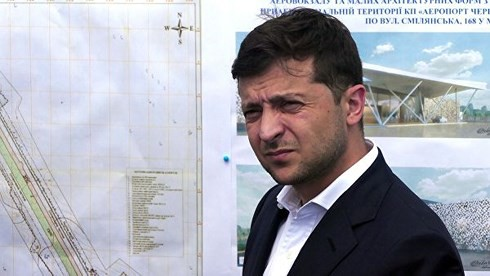 """Lộ mức lương """"không ngờ"""" của Tổng thống Ukraine Zelensky  - Ảnh 1."""