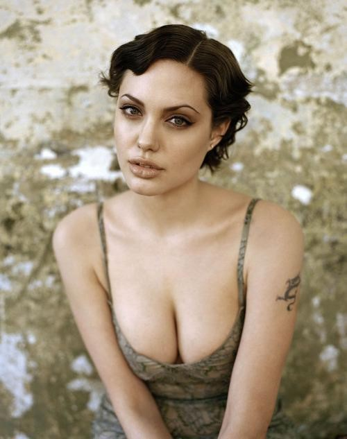 Trước khi xuất hiện với diện mạo gầy gò, Angelina Jolie từng khiến vạn người mê mẩn nhờ vẻ ngoài nóng bỏng tràn đầy sức sống đến thế này - Ảnh 13.