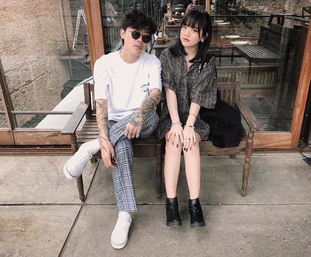 Những couple chú - cháu siêu đáng yêu: Đỉnh nhất là streamer giàu nhất Việt Nam Xemesis, hơn bạn gái tận 13 tuổi! - Ảnh 5.