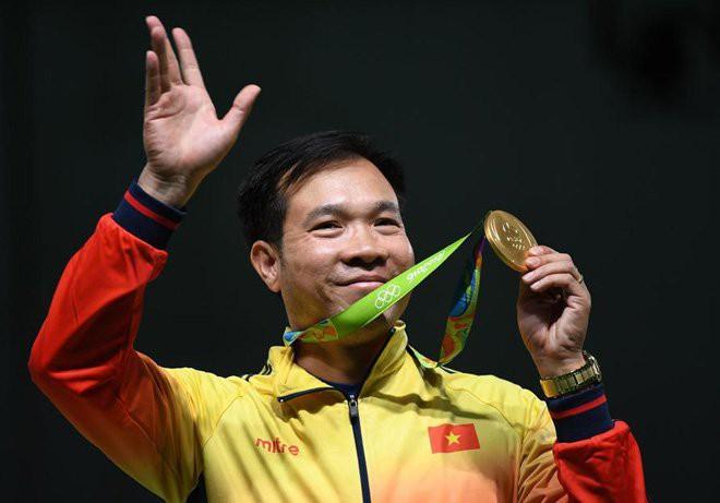 Thất bại ở vòng loại, Hoàng Xuân Vinh sớm tan hi vọng bảo vệ HCV Olympic? - Ảnh 1.