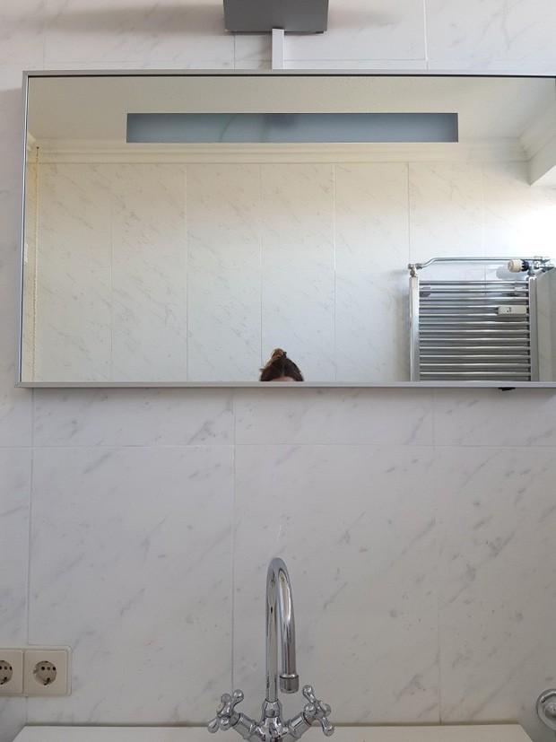 Những chiếc gương thần theo phong cách chả hiểu sao khiến bạn không muốn bước chân vào nhà vệ sinh lần nào nữa - Ảnh 3.