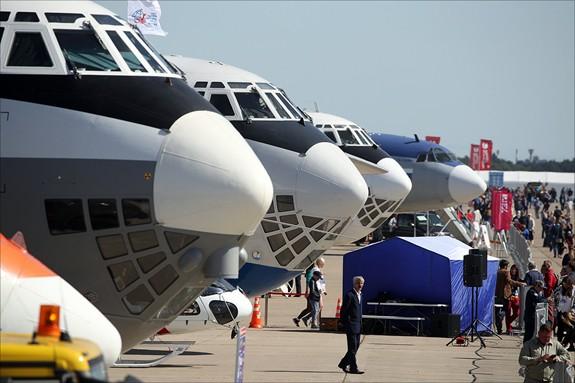 Nhiều công nghệ hàng không quân sự hiện đại được giới thiệu tại MAKS-2019 - Ảnh 2.