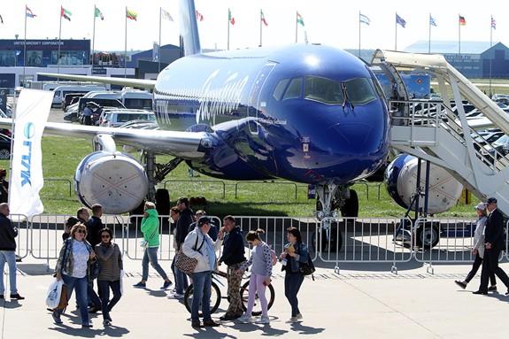 Nhiều công nghệ hàng không quân sự hiện đại được giới thiệu tại MAKS-2019 - Ảnh 3.
