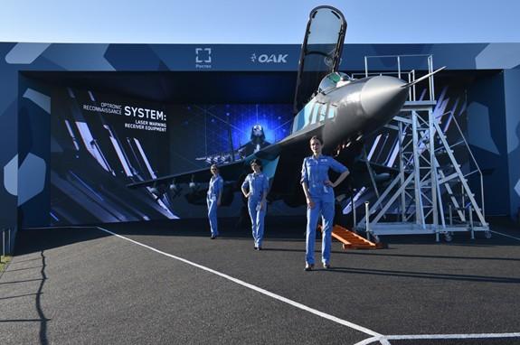 Nhiều công nghệ hàng không quân sự hiện đại được giới thiệu tại MAKS-2019 - Ảnh 8.