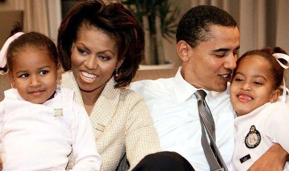 Bà Michelle tiết lộ Obama là người cha tuyệt vời: Anh ấy đi họp phụ huynh đều đều - Ảnh 3.