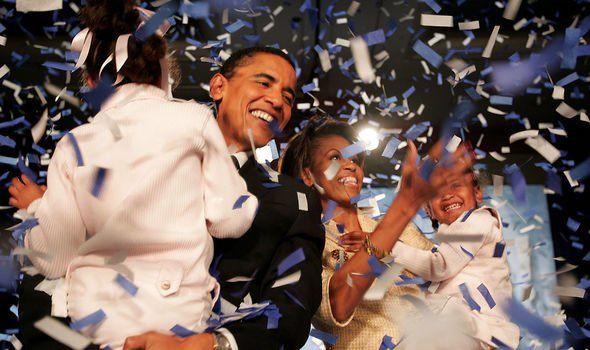 Bà Michelle tiết lộ Obama là người cha tuyệt vời: Anh ấy đi họp phụ huynh đều đều - Ảnh 4.