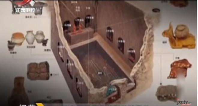 Mở nắp quan tài ở ngôi mộ 3000 năm tuổi, nhà khảo cổ kinh ngạc vì thứ tìm thấy bên trong - Ảnh 4.