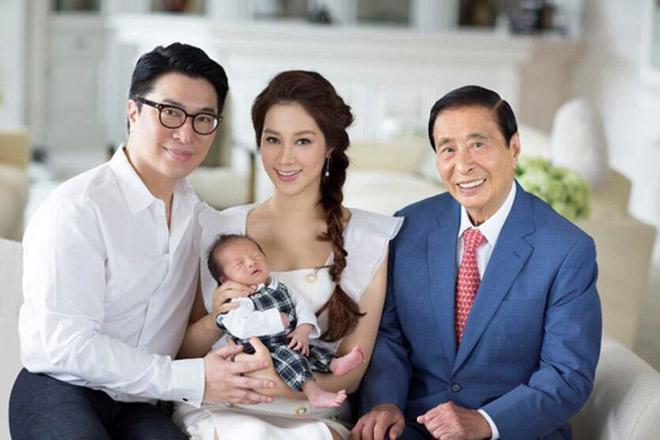 Đại thiếu gia Hong Kong: Thề cả đời không kết hôn, thuê người đẻ mướn để tranh tài sản - Ảnh 5.