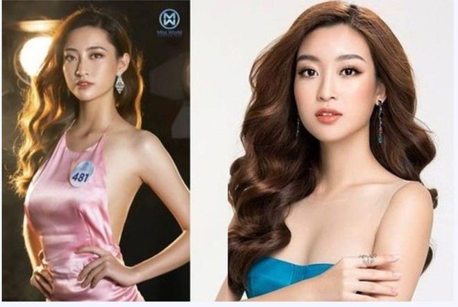 Cư dân mạng kinh ngạc trước sự giống nhau của tân Hoa hậu Thế giới Việt Nam và Đỗ Mỹ Linh - Ảnh 3.