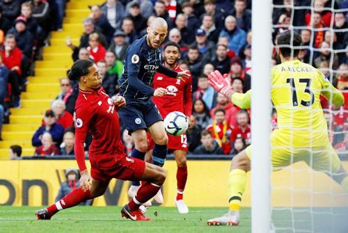 Liverpool - Man City: Luận anh hùng ở Siêu cúp Anh - Ảnh 1.