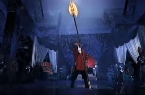Tôn Ngộ Không từng sử dụng 3 loại vũ khí để có thể xưng vương, vang danh tam giới - Ảnh 2.
