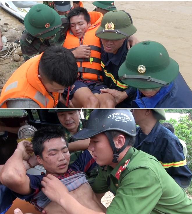 Lũ lớn do mưa bão số 3 cuốn trôi 2 em nhỏ ở Điện Biên, mới tìm được 1 thi thể - Ảnh 2.