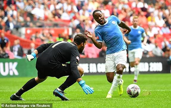 Hạ Liverpool trong loạt đấu súng, Man City hoàn thành bộ sưu tập danh hiệu nước Anh - Ảnh 2.