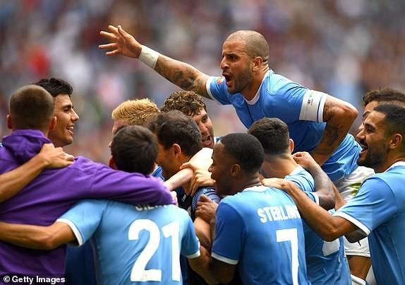 Hạ Liverpool trong loạt đấu súng, Man City hoàn thành bộ sưu tập danh hiệu nước Anh - Ảnh 5.