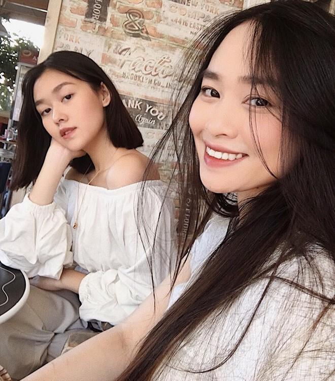 Cận cảnh ảnh đời thường của Á hậu 2 Miss World Việt Nam 2019: Chiều cao khủng cùng nhan sắc đỉnh cao, được gọi là bản sao Hà Tăng - Ảnh 8.
