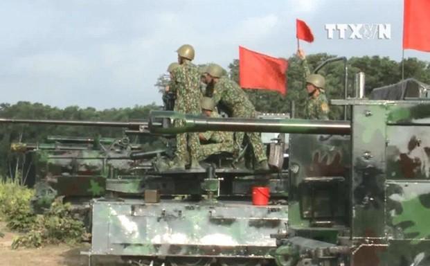Tinh hoa vũ khí Việt: Pháo tự hành Made in Vietnam hoàn toàn mới - Đột phá về hỏa lực - Ảnh 2.