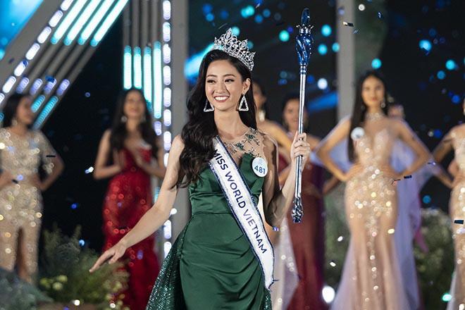 """Chung kết Hoa hậu thế giới Việt Nam: Nhiều """"sạn"""" khó hiểu, Mr Đàm bị đẩy vào thế khó xử phải xin lỗi - Ảnh 1."""