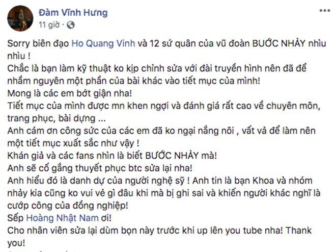 """Chung kết Hoa hậu thế giới Việt Nam: Nhiều """"sạn"""" khó hiểu, Mr Đàm bị đẩy vào thế khó xử phải xin lỗi - Ảnh 8."""